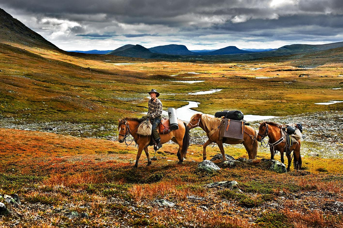 Avandsdalen. Foto: Steinar Johansen