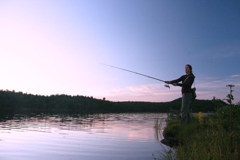 Forollhogna nasjonalpark_Fiske i Forollhogna_Foto: Tomas-Lillehagen