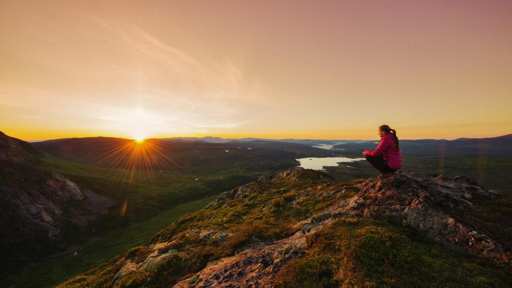Vandring og vandreopplevelser i Trøndelag