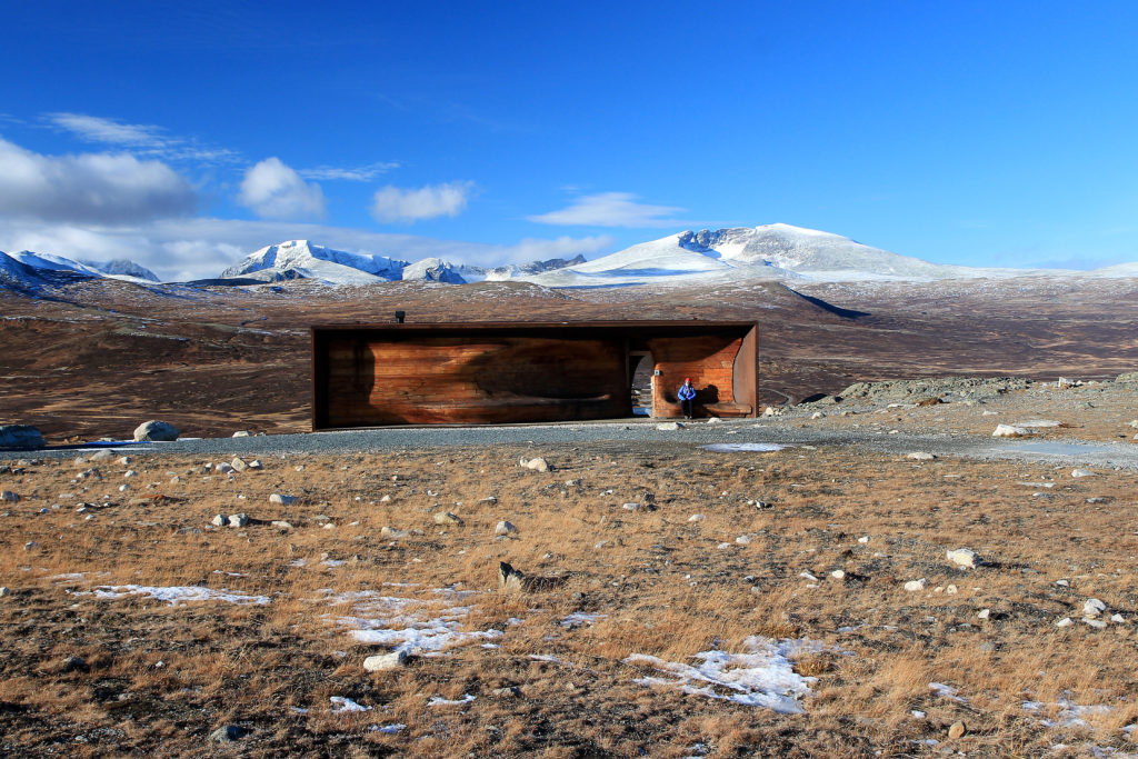Viewpoint Snøhetta. Foto: Ove Karlsvik