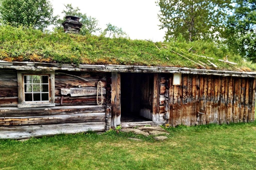 Storbekkøya museumsseter i Budal, Midtre Gauldal. Foto: Bård Svendsen/ trondelag.com