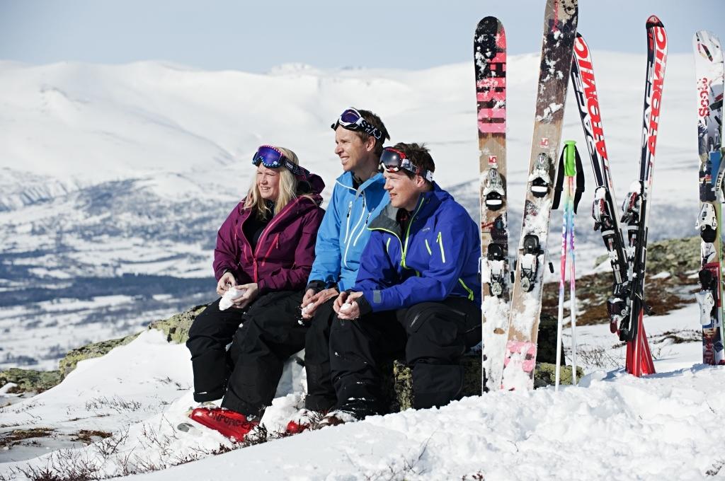 Oppdalsregionen, Oppdal Skisenter, Foto: Terje Rakke NL/IN
