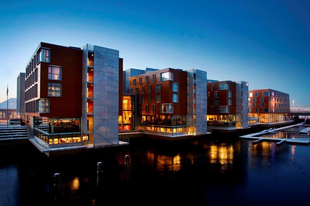 Trondheim, Scandic Nidelven, Foto: Øystein Hermstad