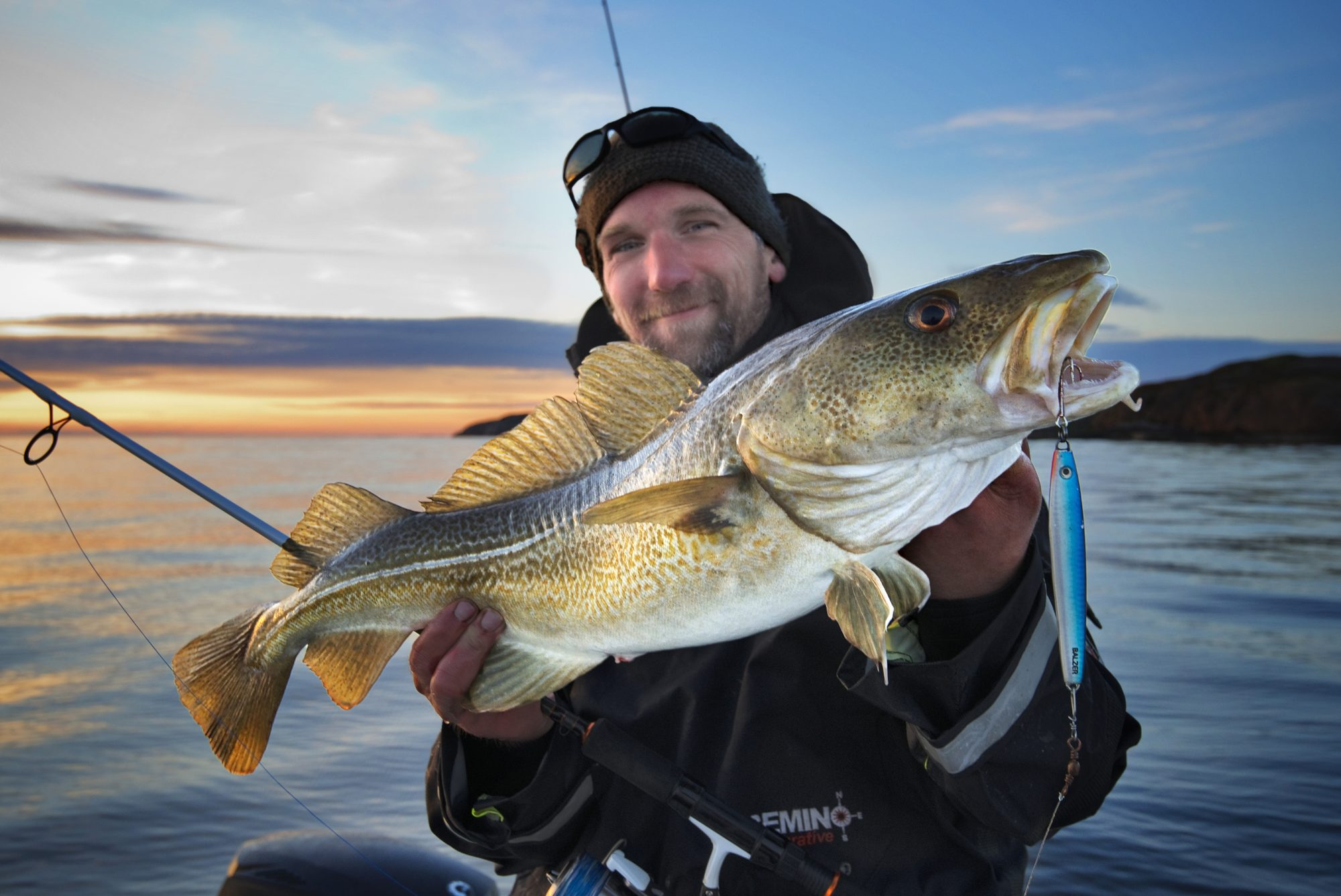 Fiske på Hitra og Frøya, kysten av Trøndelag. Foto: W. Krause /media-army.de