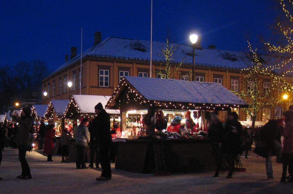 Julemarkedet i Trondheim, Foto: Maren Kjeldstad