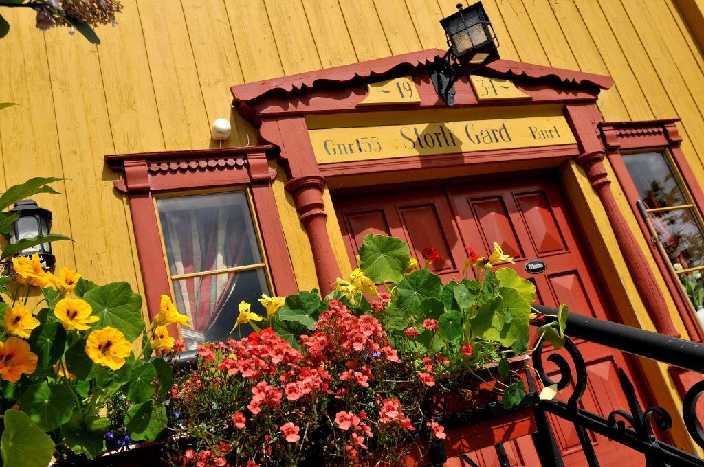 Luggumt på Oppdal, Storli gard, Foto: Morgan Frelsøy