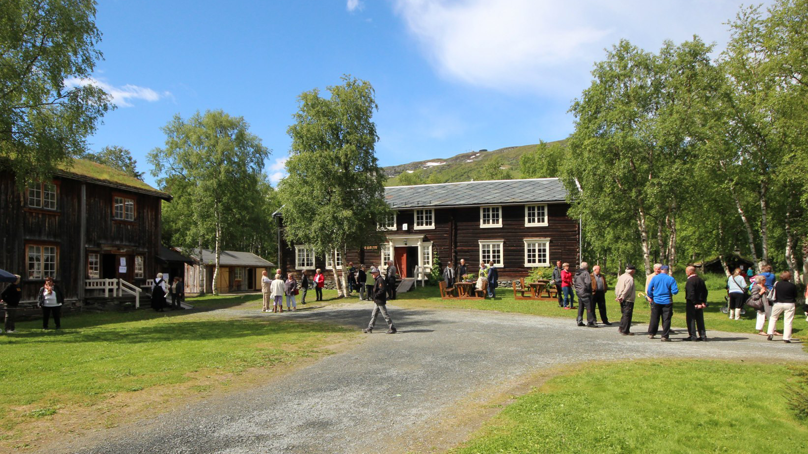 Oppdalsmuseet. Foto: Ove Karlsvik/Oppdalsmuseet