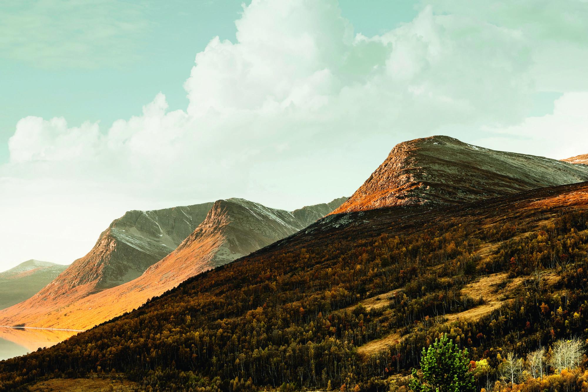 Trollheimen. Foto: Jarle Hagen