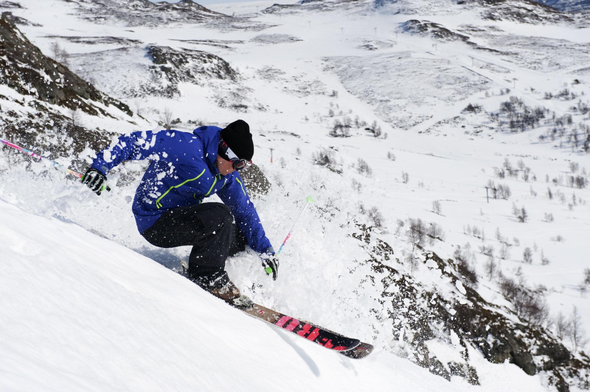Herlige skiopplevelser i Oppdal Skisenter på Oppdal i Trøndelag, Foto: Terje Rakke / trondelag.com