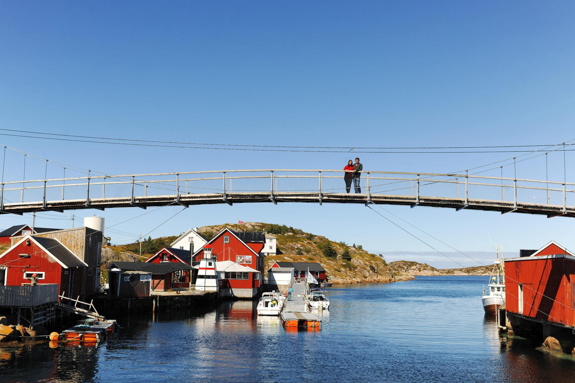 Bogøyvær på Frøya, kysten av Trøndelag. Foto: Marius Rua /trondelag.com