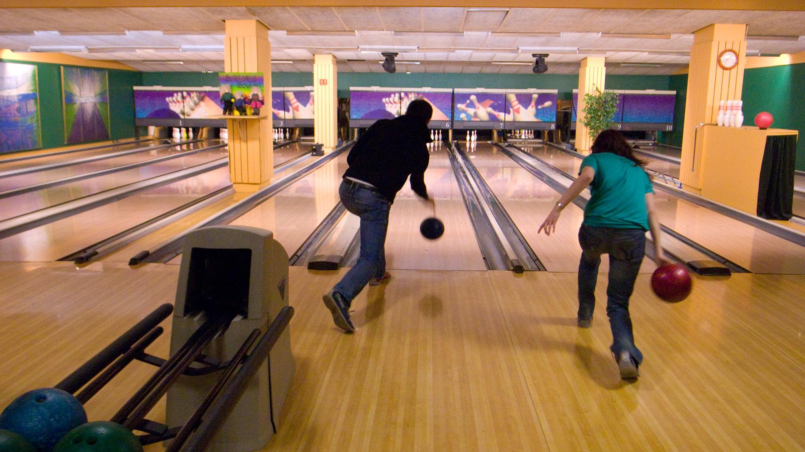 Centrum Bowling i Trondheim, Trøndelag, Foto: Aslak Raanes - Flickr, No changes