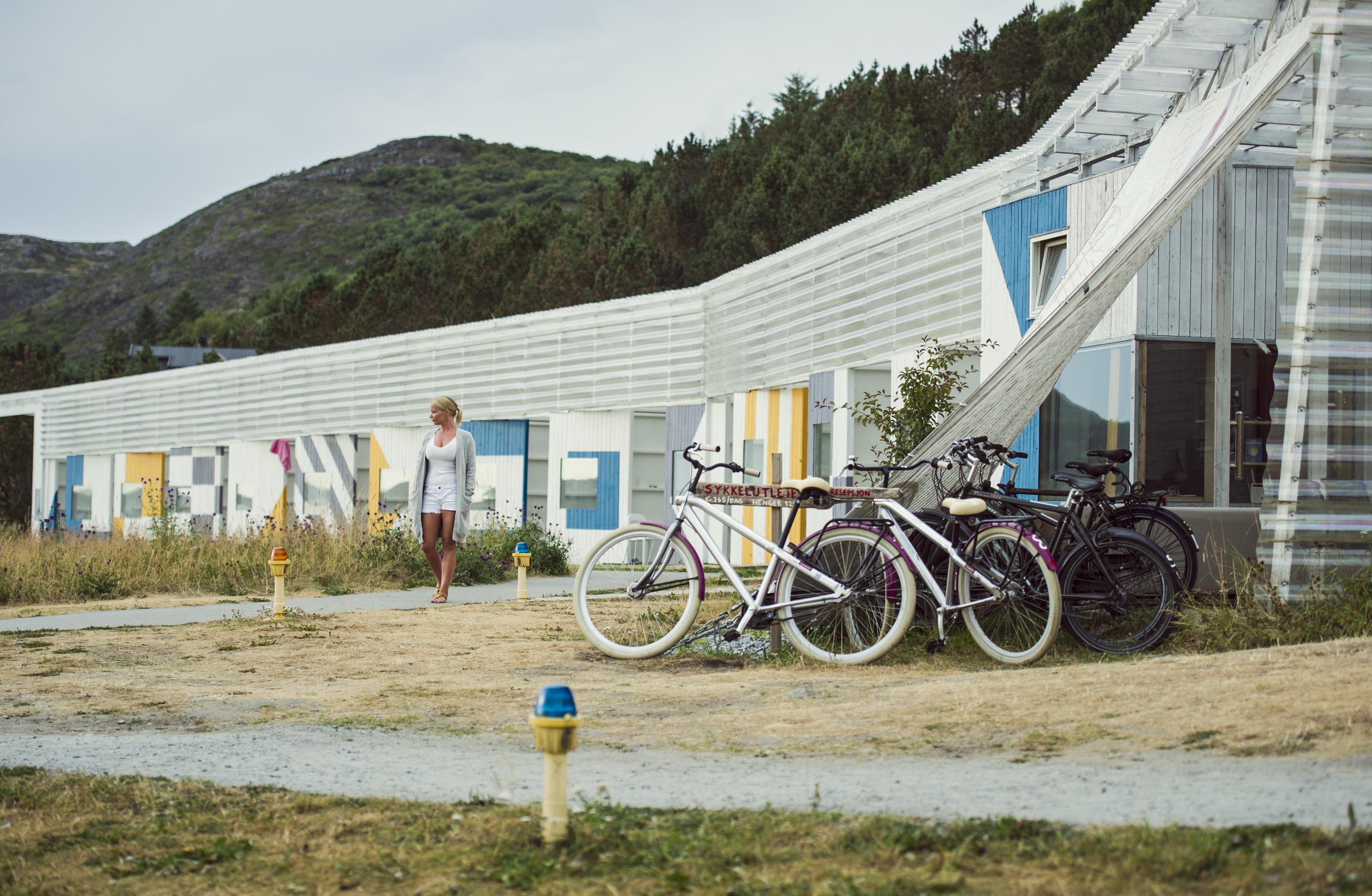 Sub-lugar på Stokkøya Sjøsenter i Åfjord. Foto: CH / trondelag.com