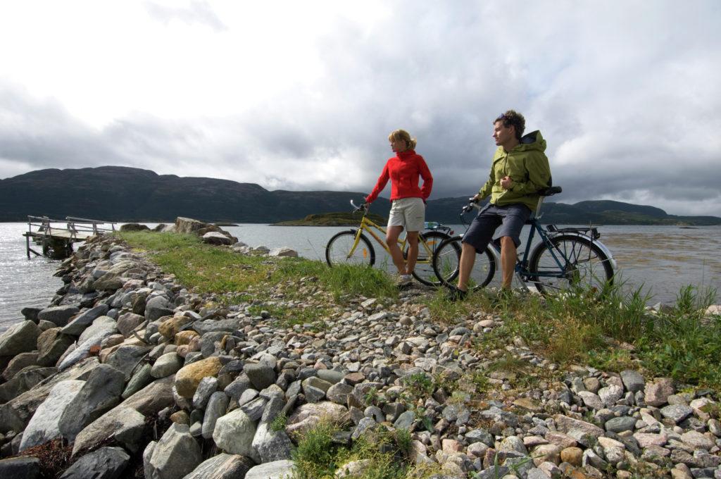 Sykkelturer i Trøndelag