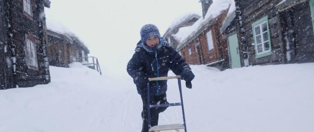 Opplev Trøndelag i vinter