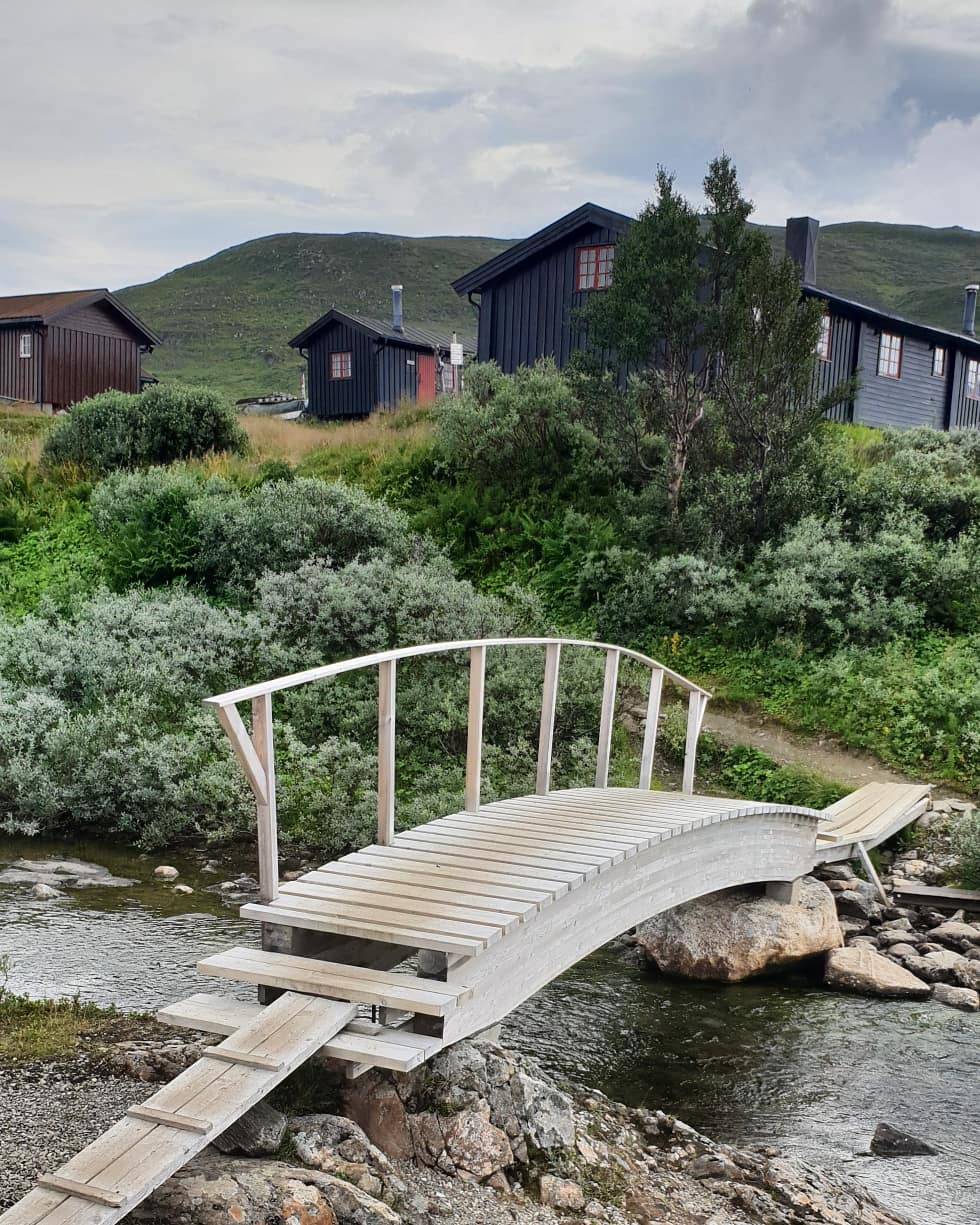 Norge på tvers - Ramsjøhytta. Foto: Camilla Skaget Hansen / trondelag.com