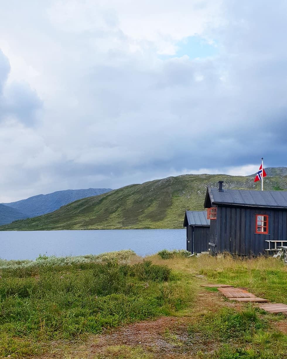 Ramsjøhytta - Norge på tvers. Foto: Camilla Skaget Hansen / trondelag.com