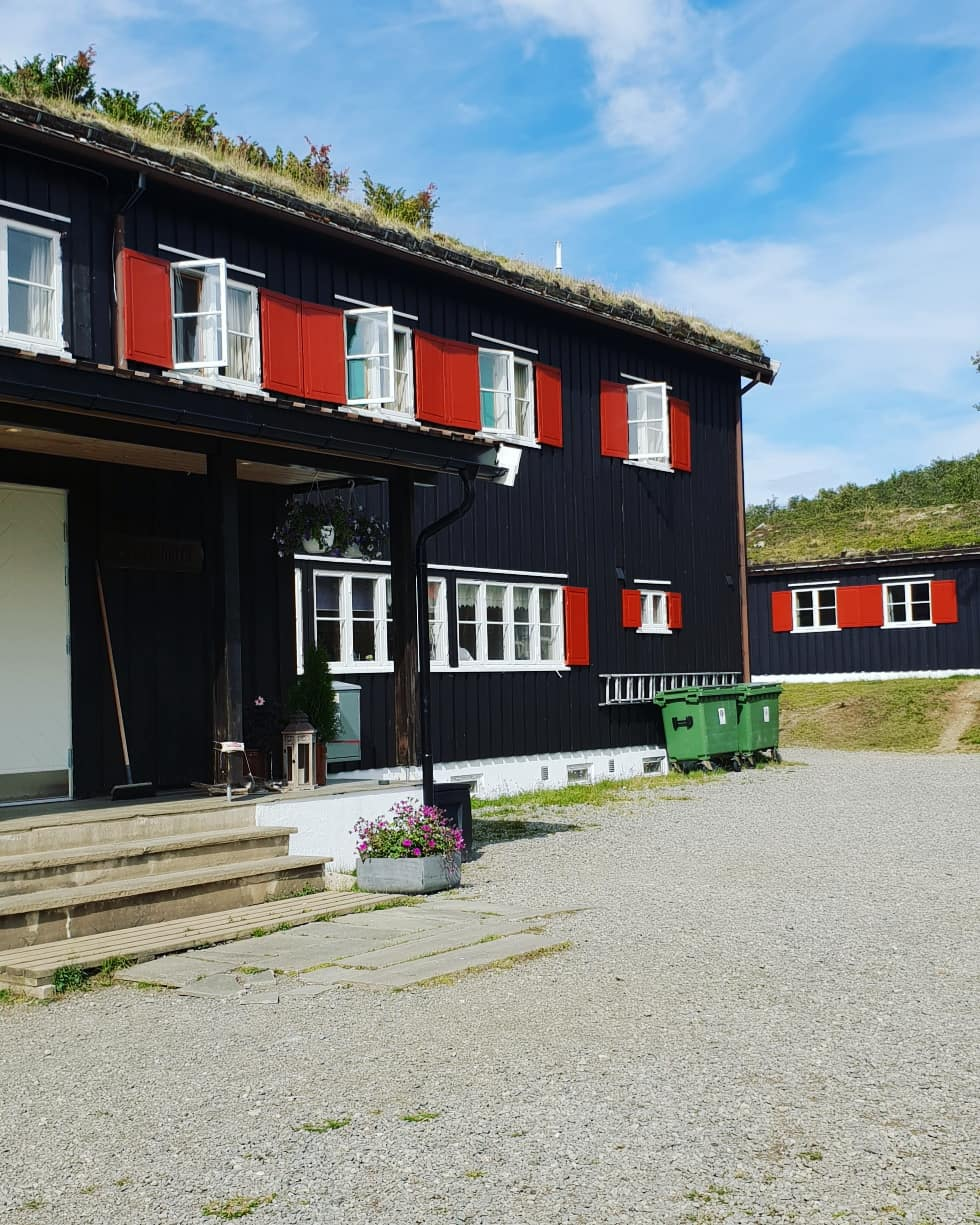 Nedalshytta - Norge på tvers. Foto: Camilla Skaget Hansen / trondelag.com