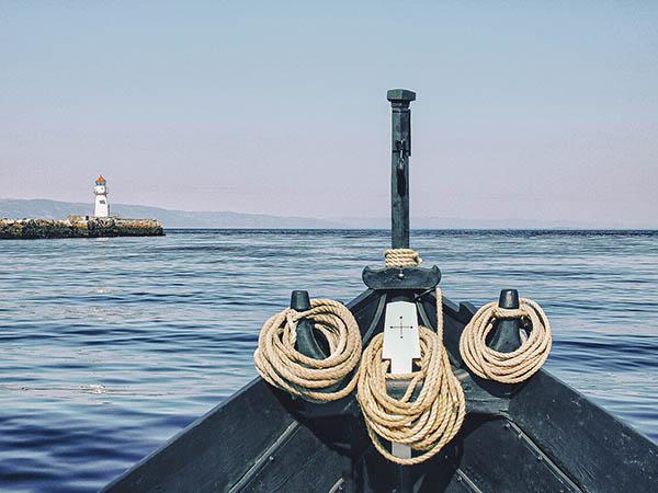 Trondheimsfjorden. Foto: Trondheim by Boat