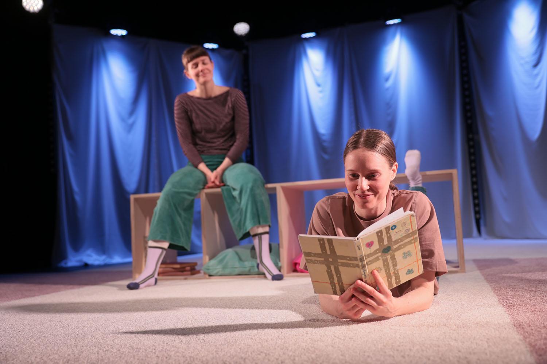 Teater FORELSKA / Foto: Kompani Morell